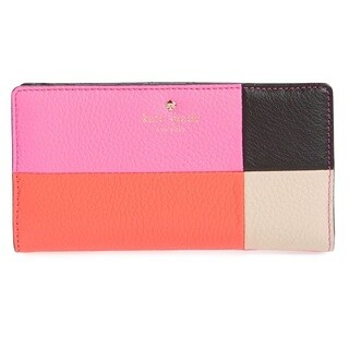 Kate Spade Cobble Hill Stacy - Tulip Pink/Bright Papaya/Porcelain