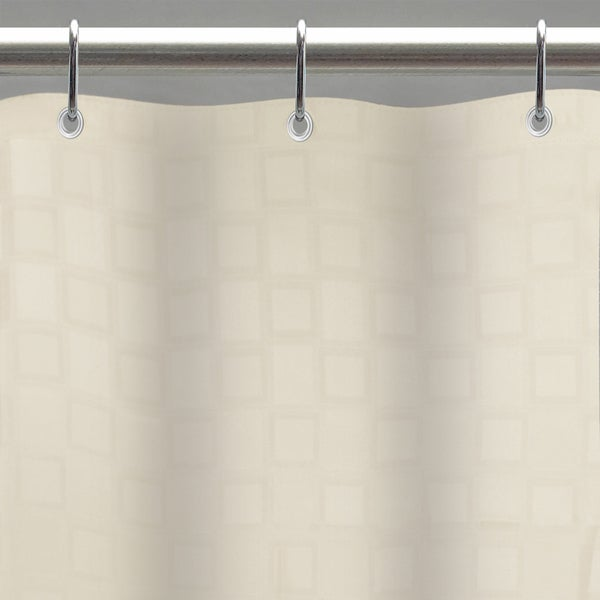 Shop Excell Bowery Fabric Shower Curtain Liner