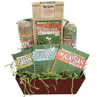 Women's Bean Project Gluten Free Gift Basket