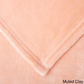 Home Fashion Designs Silana Collection Ultra Velvet Plush Fleece Blanket