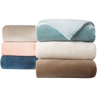 Home Fashion Designs Silana Collection Ultra Velvet Plush Fleece Blanket (More options available)