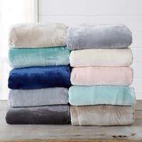 Home Fashion Designs Marlo Collection Ultra Velvet Plush Fleece Blanket