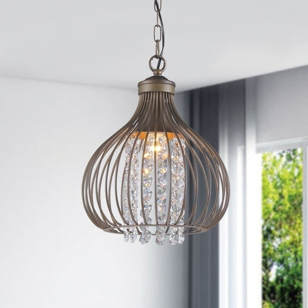 Belford 1-Light Foyer Pendant