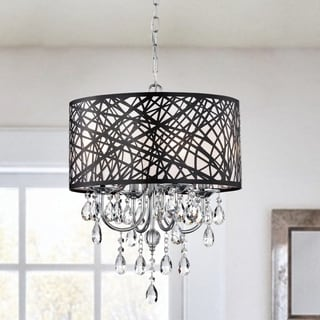 Erebus 4-light Drum Chandelier