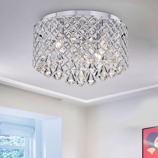 Acamar 4-light Flush Mount Fixture