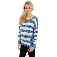 Dinamit Women's Soft Stripe Knitted Sweater