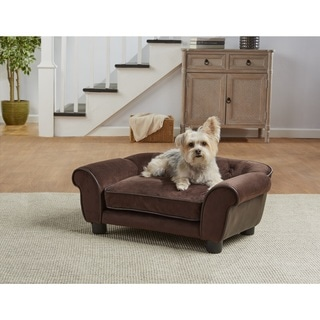 Enchanted Home Pet Cleo Pet Sofa Bed