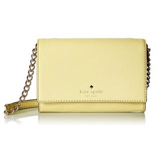 Kate Spade New York Cedar Street Cami Lemonade Crossbody Handbag