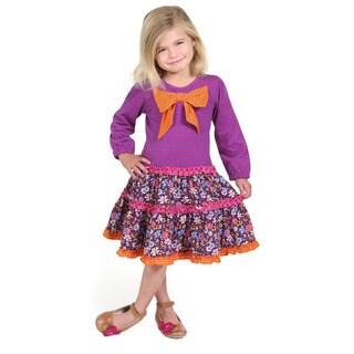 Jelly the Pug Kids' Cherie Knit Dress