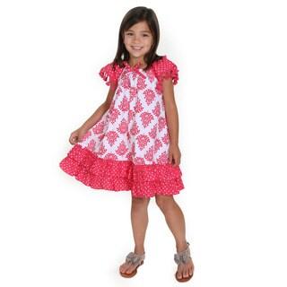 Allie Fleur Woven Dress