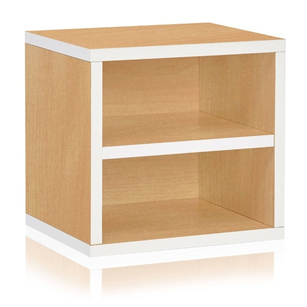Stackable Storage Cubes Wood. Large Size Of Style Selections Storage