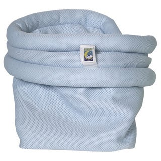 SafeSleep Breathable Light Blue Sleep Surface