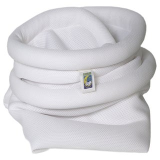 SafeSleep Breathable White Sleep Surface