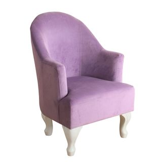 HomePop Diva Junvenile Accent Chair