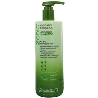 Giovanni Avocado/Olive Oil 24-ounce Ultra-Moist Shampoo