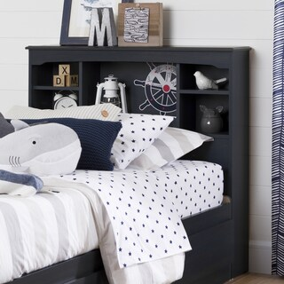 South Shore Aviron Twin Bookcase Headboard (39'')