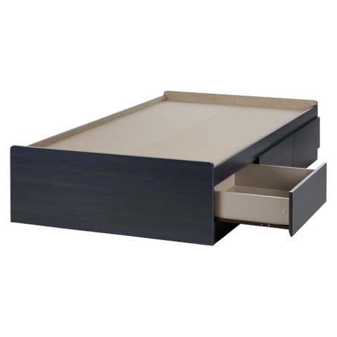 South Shore Aviron 3-drawer Twin-size Bed