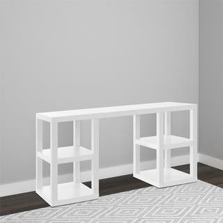 Ameriwood Home Parsons White Deluxe Desk|https://ak1.ostkcdn.com/images/products/12218614/P19064109.jpg?impolicy=medium