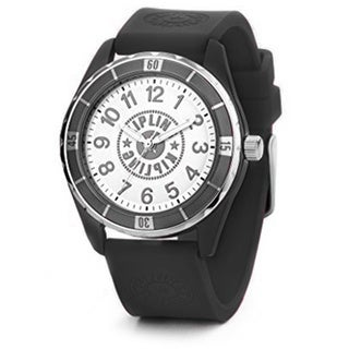 Kipling Boys/Girls Black Sports Quartz Watch
