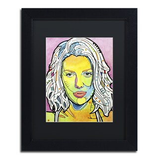 Dean Russo 'Skin Deep' Matted Framed Art