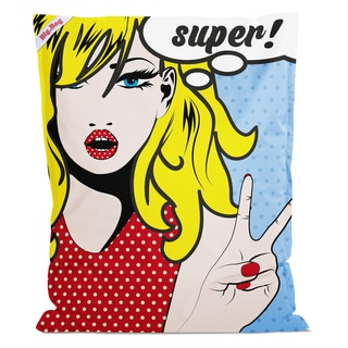 Sitting Point Bigbag Pop Art Extra Large Bean Bag