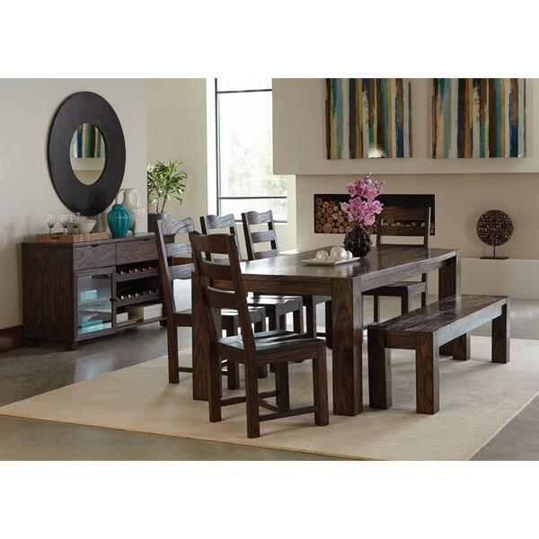 Coaster Company Calabasas Wood Dining Table Brown