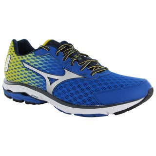 Mizuno Mens Wave Rider 18 Running Sneaker Shoes