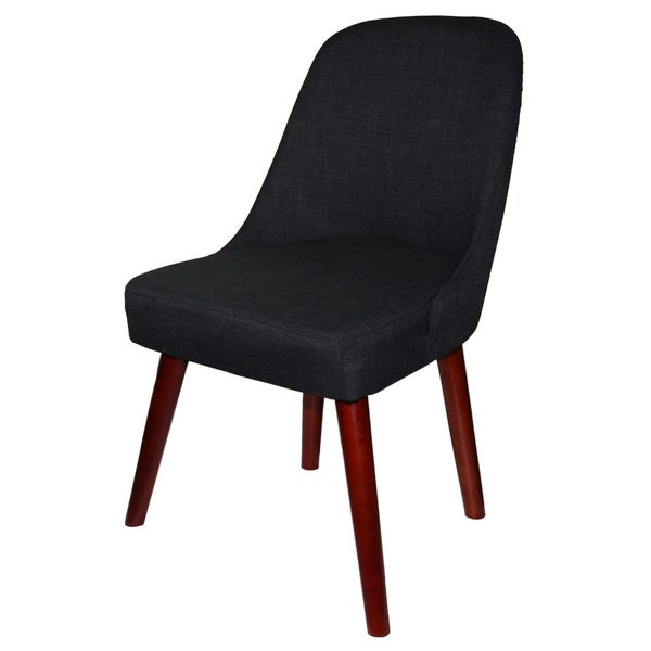 Shop 335h Grey Armless Accent Chair On Sale Free Shipping