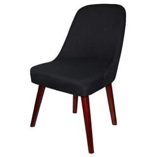 """33.5""""H Grey Armless Accent Chair"""