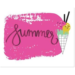 Summer Treat Art Print