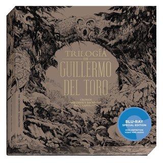 Trilogia De Guillermo Del Toro