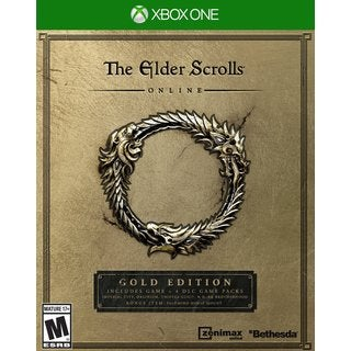 The Elder Scrolls Online : Gold Edition - For XB1