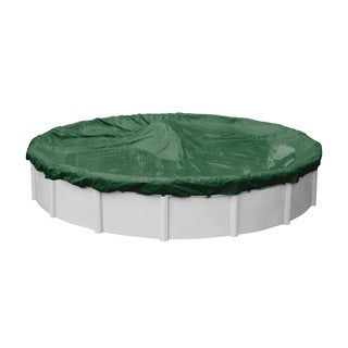 12-Year Supreme Above-ground Winter Swimming Pool Cover (More options available)