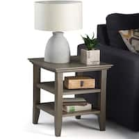 WYNDENHALL Normandy Farmhouse End Side Table