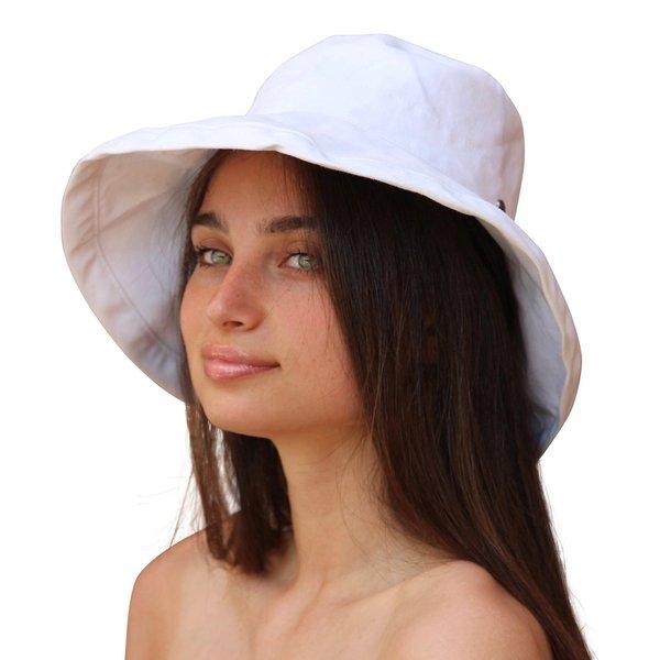 Shop Palms   Sand Women s Beach Hat - Ships To Canada - Overstock.ca ... 6fdb4a3e1e8