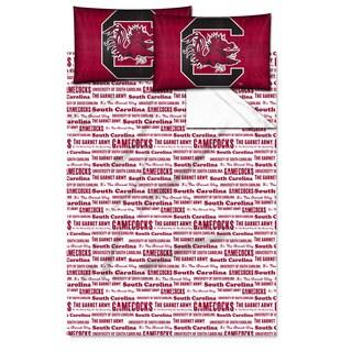 COL 821 South Carolina 'Anthem' Full-size Sheet Set