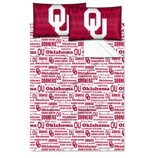COL 821 Oklahoma 'Anthem' Full-size Sheet Set