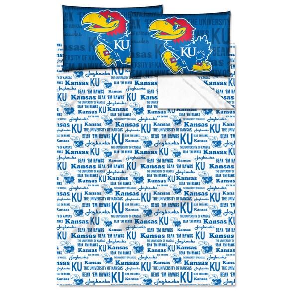 COL 821 Kansas 'Anthem' Full-size Sheet Set