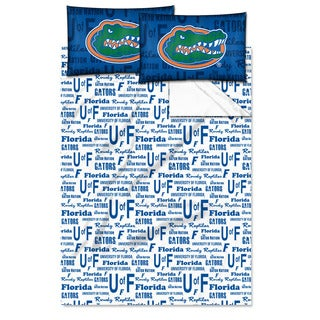 COL 821 Florida 'Anthem' Full-size Sheet Set