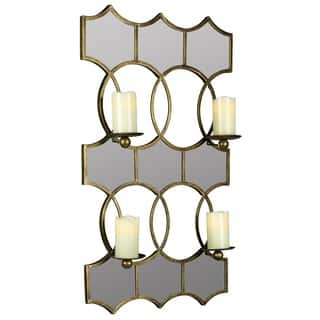 Cooper Classics Scaturro Lia Metal Mirrored Candle Holder|https://ak1.ostkcdn.com/images/products/12222512/P19067455.jpg?impolicy=medium