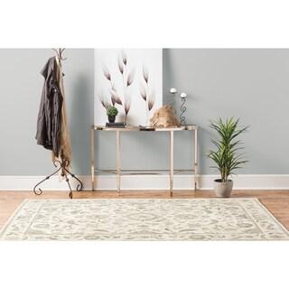 Karastan Studio Serenade Cavatina Cream Area Rug (8' x 11')