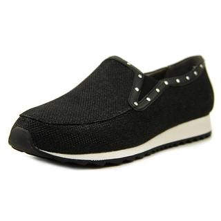 Easy Spirit Women's 'Limara' Black Synthetic Athletic Shoes
