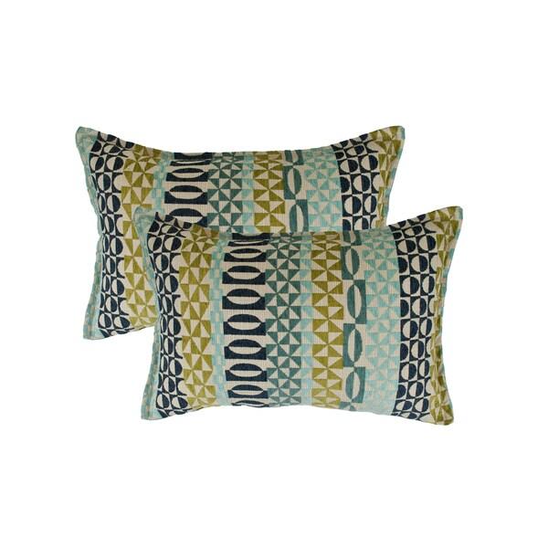 Sherry Kline Madison Boudoir Decorative Pillow (set of 2)