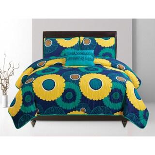 Elisha by Artistic Linen 3-piece Quilt Set