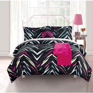 Rainbow Arrow by Artistic Linen 5-piece Luxurious Comforter Set