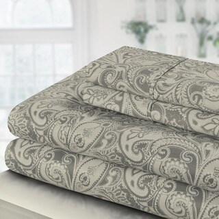 Superior Maywood 300 Thread Count Deep Pocket Cotton Sheet Set