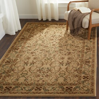 Superior Heritage Collection Traditional Oriental Area Rug (5' x 8')