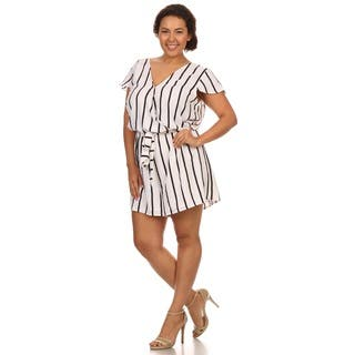 Hadari Women Short Sleeve V-Neck Dress https://ak1.ostkcdn.com/images/products/12222743/P19067663.jpg?impolicy=medium
