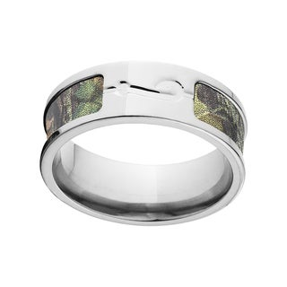 Titanium Mossy Oak New Break Up Camo Ring
