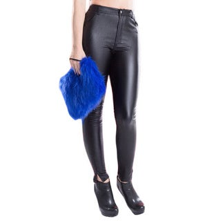 Minkpink Born to Wild Faux Leather Pants (3 options available)
